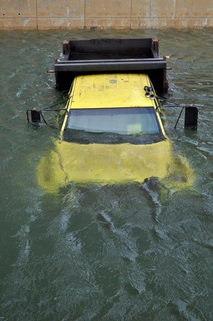 Underwater Truck T