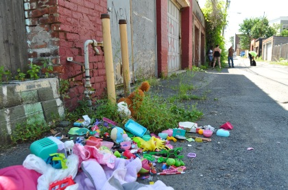 Alley Toys T