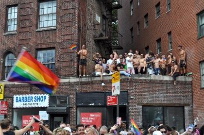 Pride Rooftop T