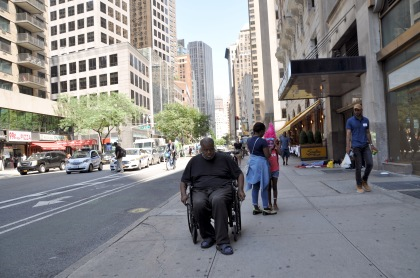 7th Ave Wheelchair T