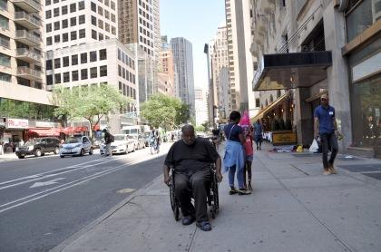 7th Ave Wheelchair T