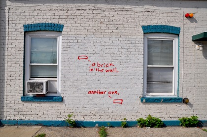 A Brick In The Wall T