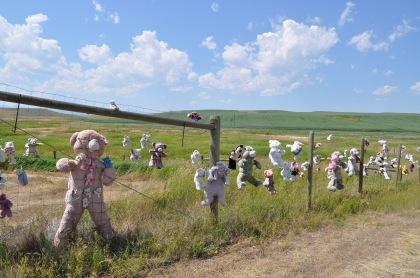 Bear Fence T
