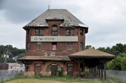 O&W Station T