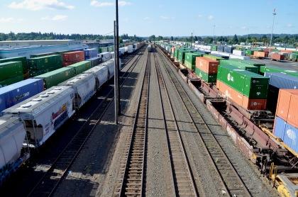 Portland Train Yard T
