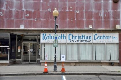 Rehoboth Christian Center T
