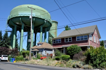 Water Tower Houses T